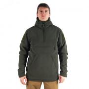 Куртка (GIENA) Анорак IceStorm Olive темная  48-50/176