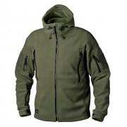 Куртка (Helikon-Tex) PATRIOT Jacket-Double Fleece (Olive) XL