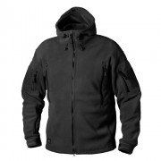 Куртка (Helikon-Tex) PATRIOT Jacket-Double Fleece (Black) L