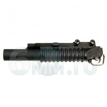 Страйкбольный гранатомет подствольный (King Arms) M203 Long RIS CART-03-02