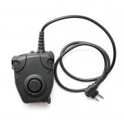 Кнопка PTT - Peltor для рации (Motorola 2 Pin)