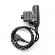 Кнопка PTT - U94 для рации (Motorola 2 Pin)