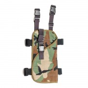 Кобура (GC) на ногу MP5K woodland