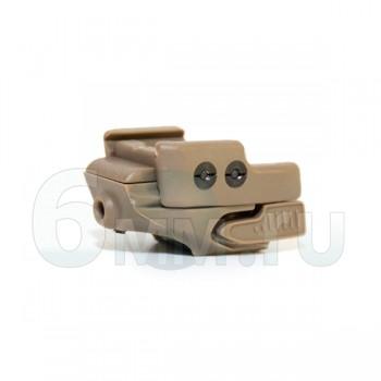 Лазер для пистолета Universal Micro Laser (TAN) RED