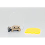 Линзы защитные для коллиматора 2шт TAN (желтый/прозрачный)