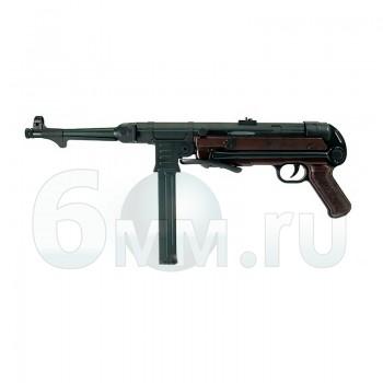 Страйкбольный автомат (AGM) MP40 AEG Bakelite (MT007A)