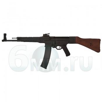 Страйкбольный автомат (AGM) MP44 металл Wood