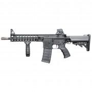 Страйкбольный автомат (G&P) M4 MRP Combat (S) Black GP-AEG009