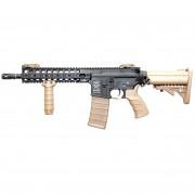 Страйкбольный автомат (G&P) M4 MRP Combat (S) TAN GP-AEG009