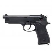 Страйкбольный пистолет (KJW) M9 металл Black