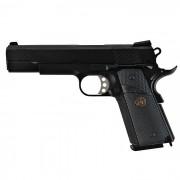Страйкбольный пистолет (WE) COLT M.E.U. металл Black