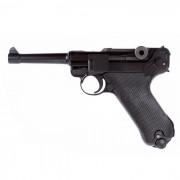 Страйкбольный пистолет (WE) LUGER P08 SHORT металл (GGB-0336TM)