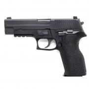 Страйкбольный пистолет (WE) P226 Rail металл E2 Black
