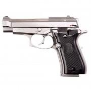 Страйкбольный пистолет (Win Gun) M84 CO2 Silver металл (WG-301SV)