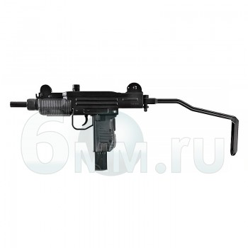 Страйкбольный пистолет-пулемет (KWC) UZI mini CO2