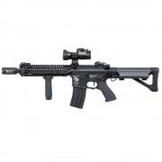 Страйкбольный автомат (G&P) Enforcer AierSoft Gun GP744 Black