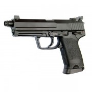 Страйкбольный пистолет (KJW) USP Tactical металл