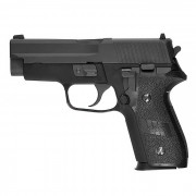 Страйкбольный пистолет (WE) P228 Rail металл (F228) Black