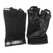 Перчатки 511 Tactical Gloves Black беспалые (M)