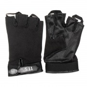 Перчатки 511 Tactical Gloves Black беспалые (XL)