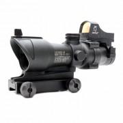 Прицел оптический ACOG-13 4x32 Riflescope + коллиматор Micro Docter