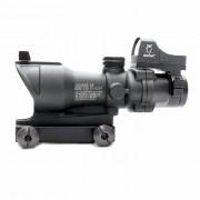 Прицел оптический ACOG 4x32 Riflescope + коллиматор Micro Docter