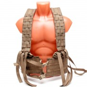 Разгрузочная система Pantac Floating Harness Coyote Brown (VT-C034-CB-A)