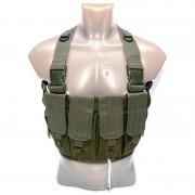 Разгрузочная система (ASG) Chest Rig AK/M16 (Olive) 15077