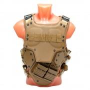 Разгрузочная система (TMC) Tactical Transformers 3 Vest с подсумками FastMag (Coyote)