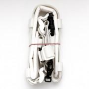 Ремень трехточечный (ДОЛГ М3) белый