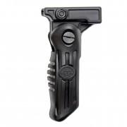 Ручка тактическая (G&P) RIS складная RAS Folding Grip Black GP918B