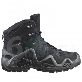 Ботинки LOWA Zephyr GTX MID TF черные 43,5 (9) Gore-Tex