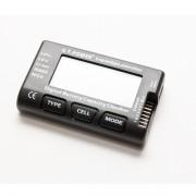 Тестер для аккумуляторов Li-Po, Li-Fe, Li-on