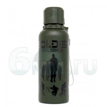 Фляга-бутылка (511) 0,5л Olive