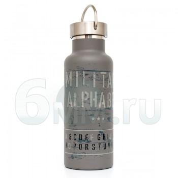 Фляга-бутылка (ALPHA BET) 0.5л