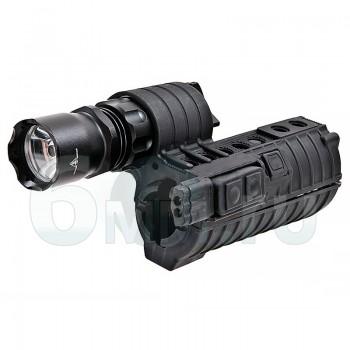 Цевье + фонарь M4 EM500A Black