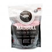 Шары Mad Bull 0,28 MATCH GRADE PINK (4000 шт) пачка