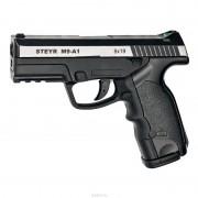 Страйкбольный пистолет (ASG) Steyr M-A1 CO2 пластик