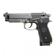 Страйкбольный пистолет (KJW) M9A1 металл CO2 Olive KP9A1 (GC-9606A1-OD)