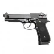 Страйкбольный пистолет (KJW) M9A1 металл СО2 Black (GC-0304TM)
