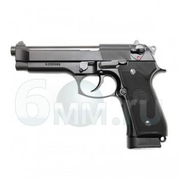 Страйкбольный пистолет (KJW) M9A1 металл CO2 Black (GC-0304TM)