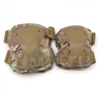Наколенники + налокотники type-Hatch X-SWAT (Multicam)