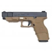 Страйкбольный пистолет (WE) GLOCK 33 (TAN) WE-G007