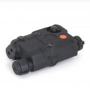 Анпек PEQ15 Red Laser/Flashlight (Black)