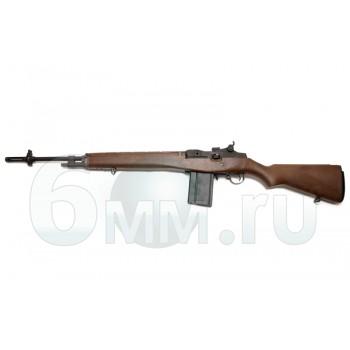 Страйкбольная винтовка (WE) M14 GBB Wood-plastik
