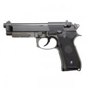Страйкбольный пистолет (KJW) M9A1 металл Olive (GGB-0906TMA1-OD)