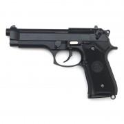 Страйкбольный пистолет (WE) M92S Black (GGB-0340TM)