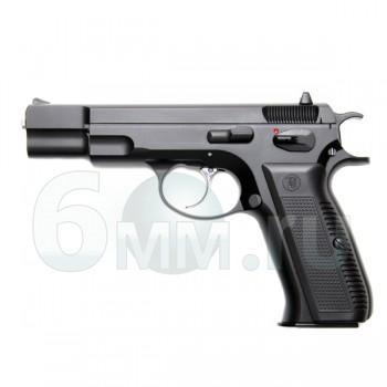 Страйкбольный пистолет (KJW) CZ75 металл KP-09 (GGB-0362TM)