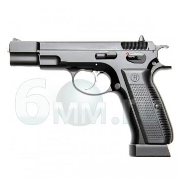 Страйкбольный пистолет (KJW) CZ75 металл CO2 KP-09 (GC-0362)