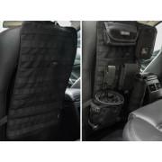 Модульная панель для автомобиля MOLLE 55-36 см (Black)